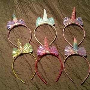 Unicorn headbands